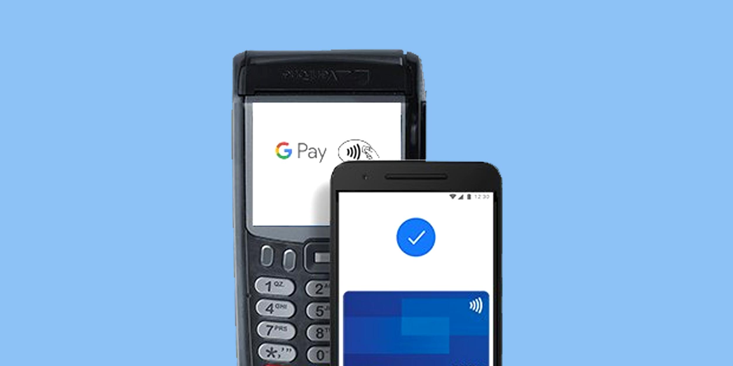 google pay kak polzovatsya chto takoe beskontaktnaya texnologiya