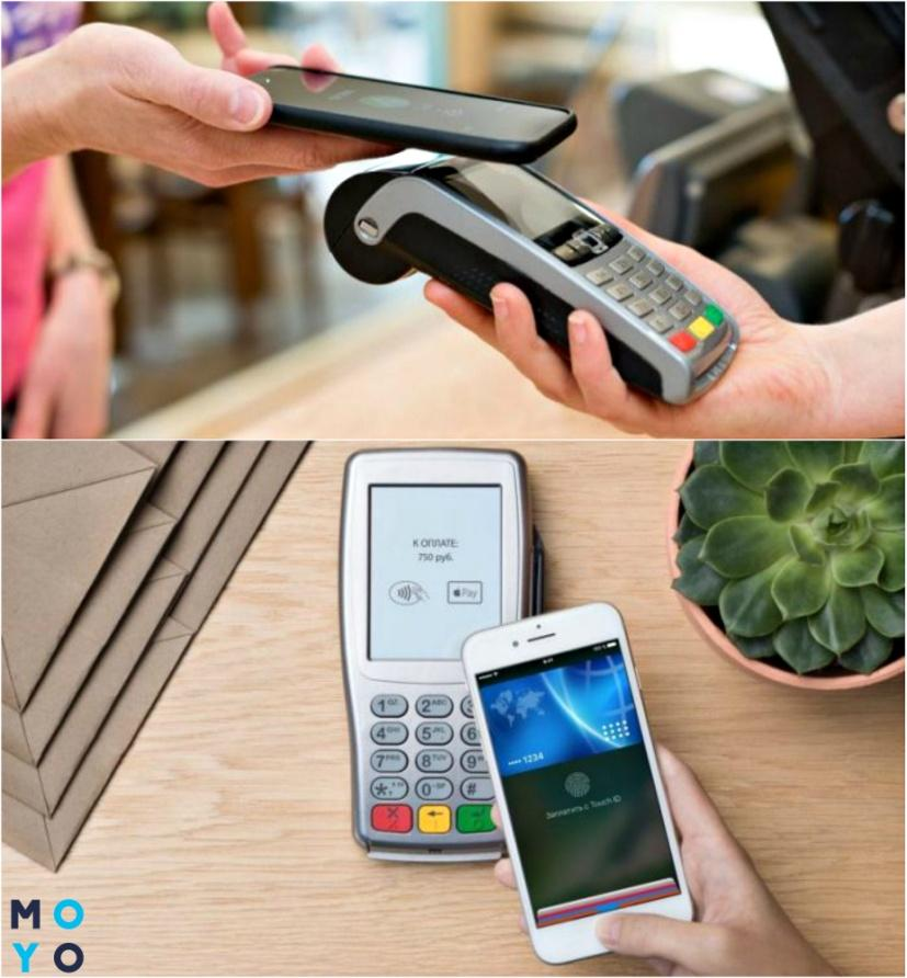 kak oplachivat telefonom vmesto karty plyusy i minusy texnologii