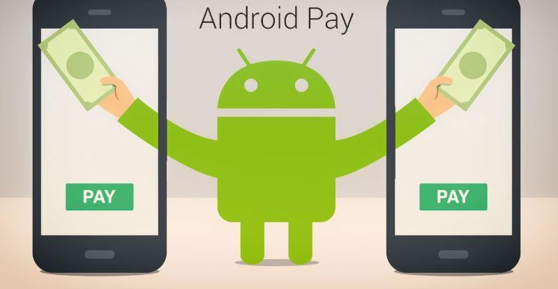 kakie telefony podderzhivayut android pay 1