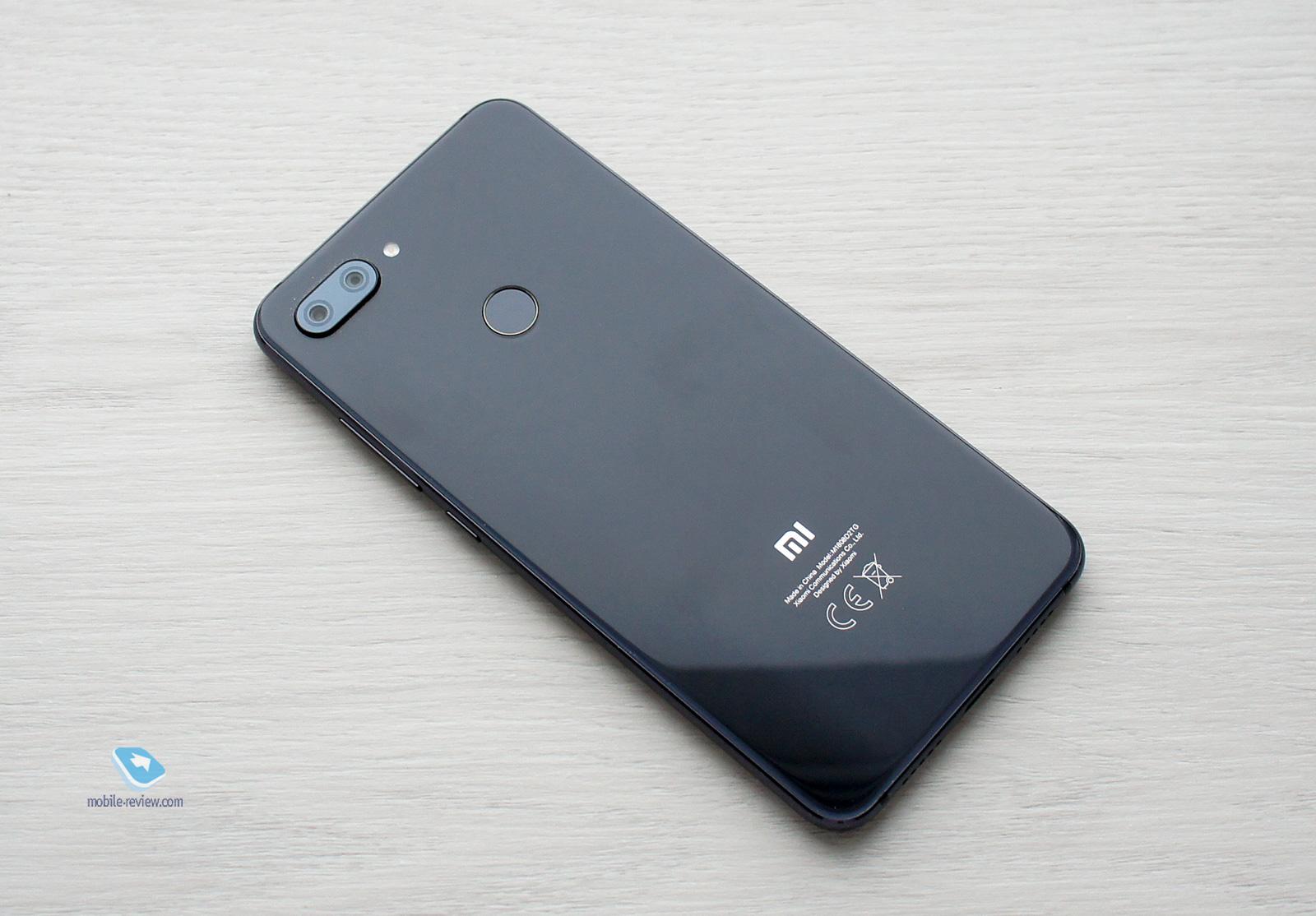 mi 8 lite nfc xarakteristiki smartfona