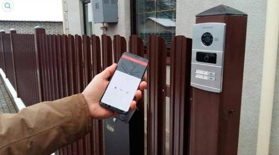 nfc zamok kak otkryt dver s pomoshhyu mobilnika 1