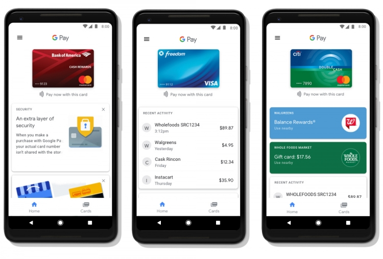 opisanie platezhnoj sistemy google pay