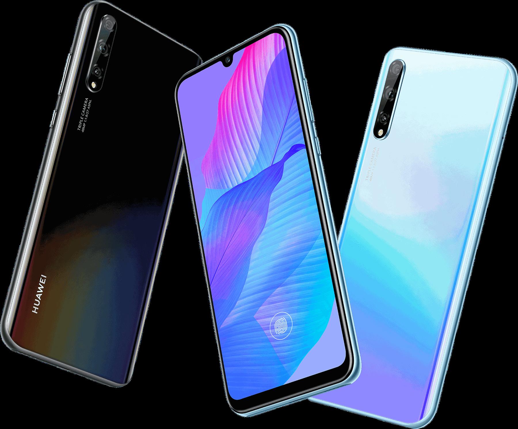 smartfony huawei s nfc modulem