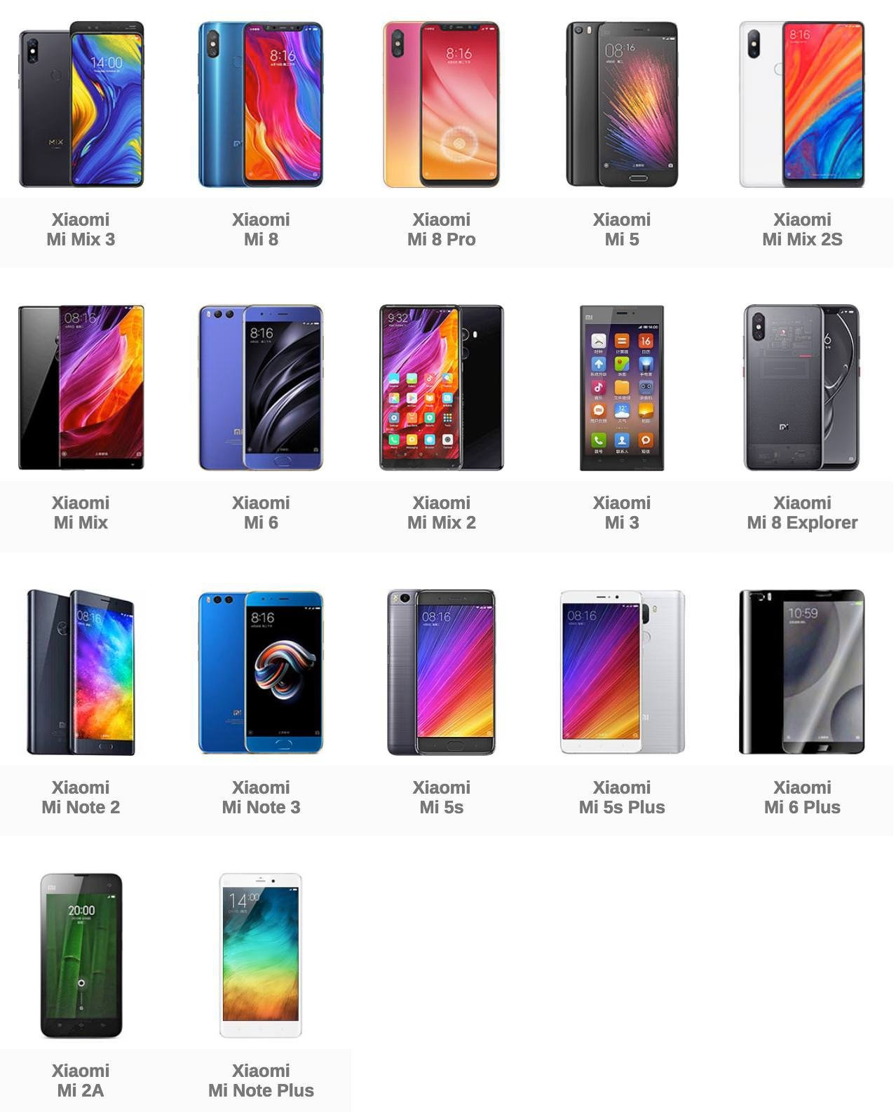 telefony xiaomi s funkciej nfc
