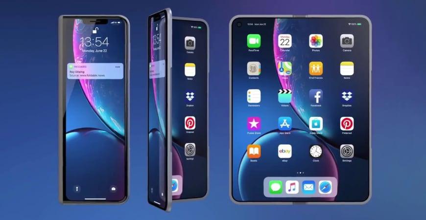 apple patentuet skladnoj ekran dlya iphone