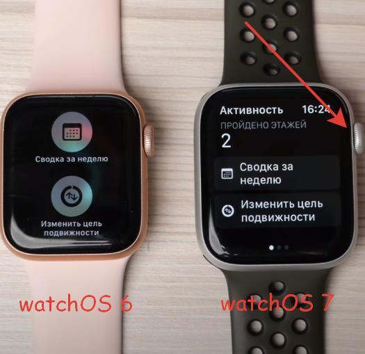 detalnyj obzor watchos 7 dlya chasov apple watch series 3 5