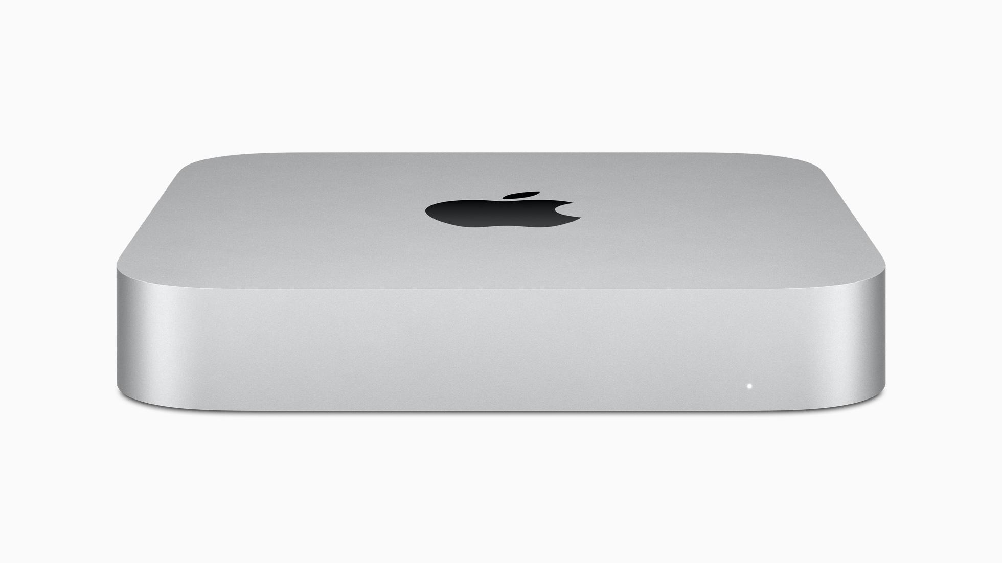mac mini na chipe apple m1 obzor