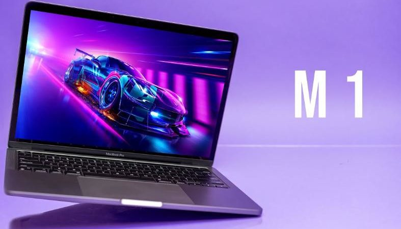macbook pro 13 dyujmov na chipe m1 obzor