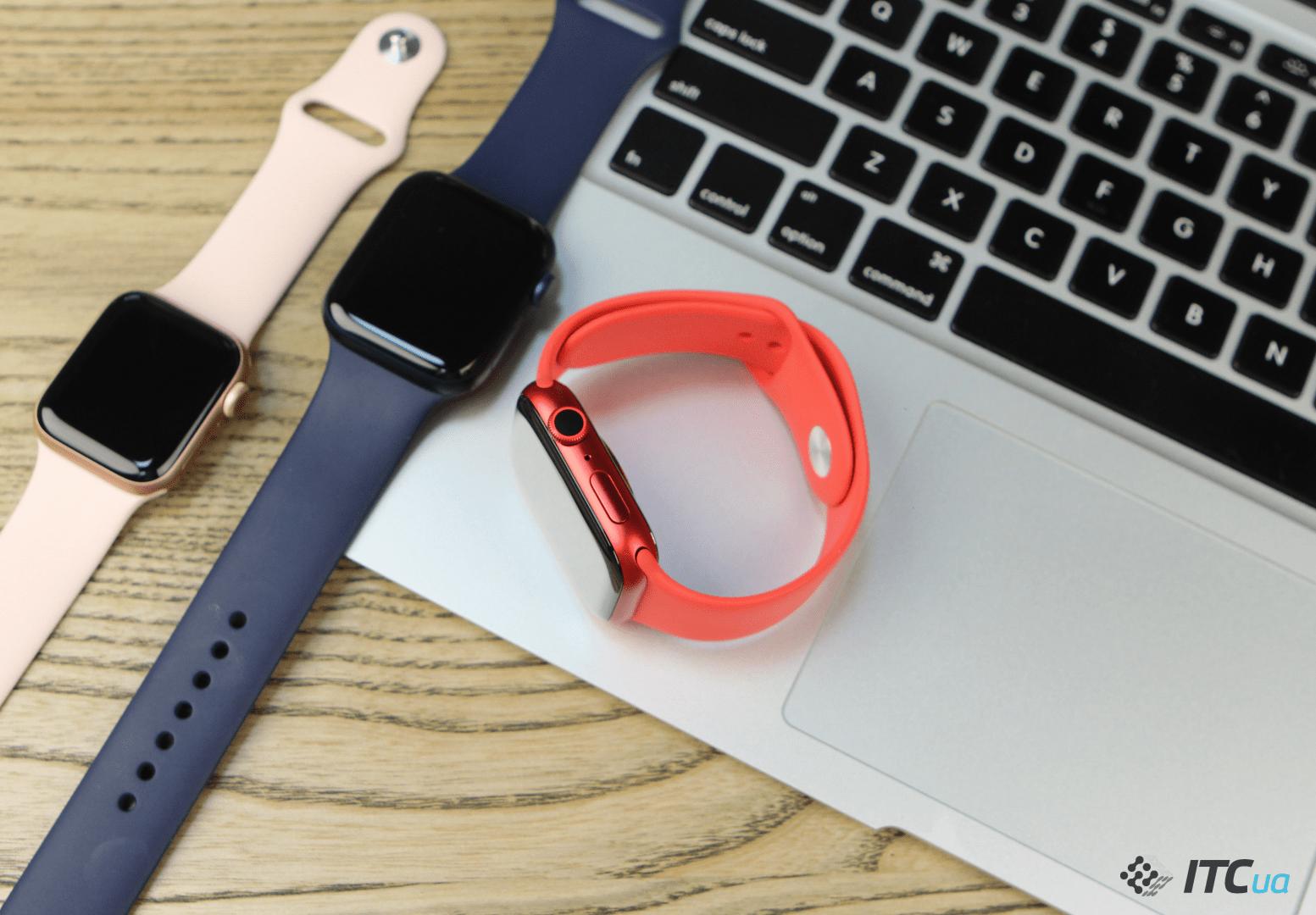 obzor apple watch series 6