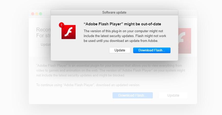 troyan shlayer atakuet mac pod vidom obnovleniya adobe flash