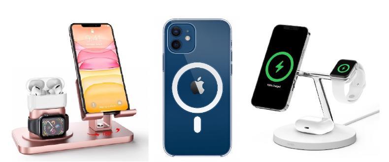 vse ob interfejse magsafe v linejke iphone 12 obzor aksessuarov