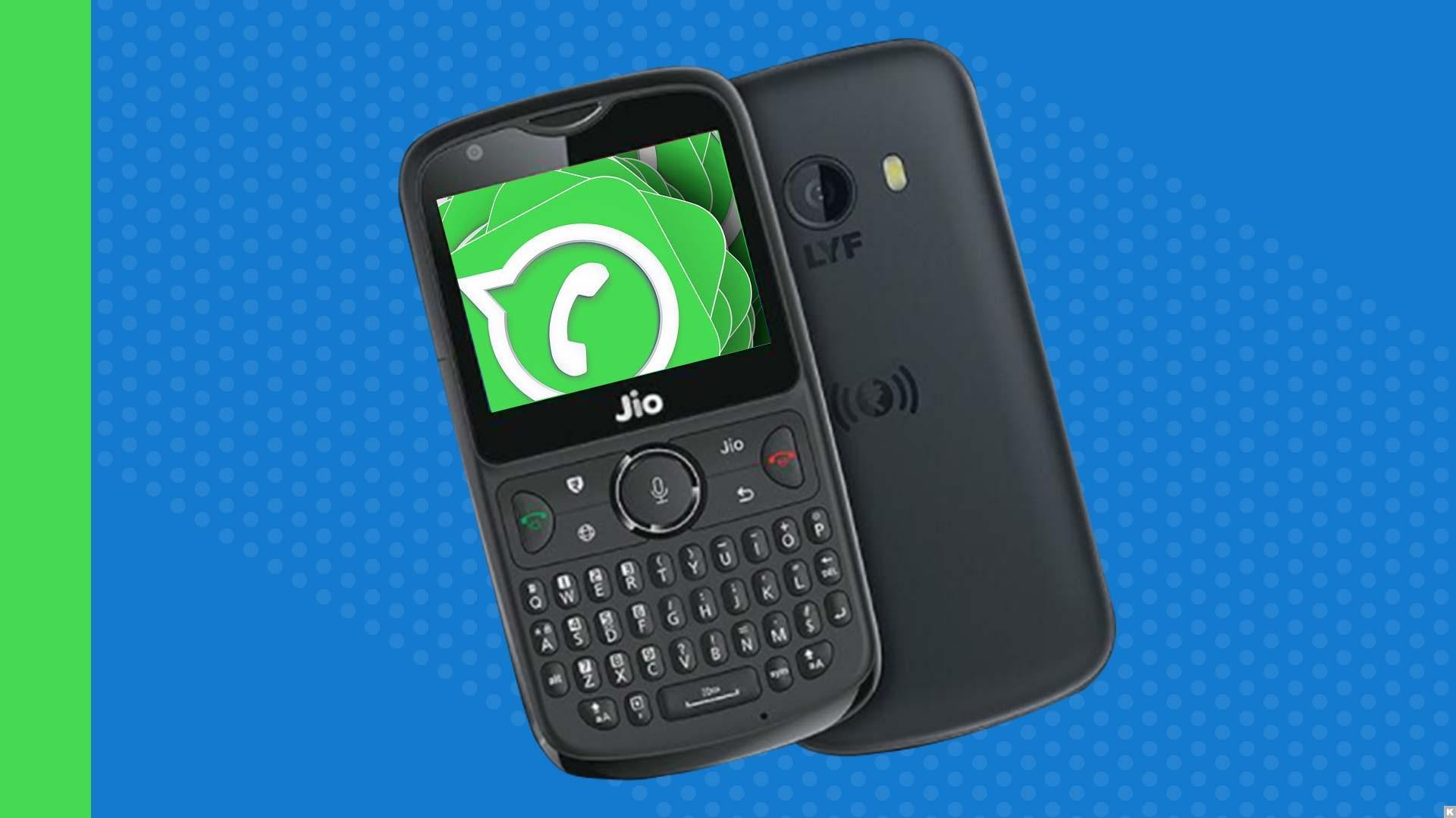 whatsapp razrabotali soft dlya os kaios i telefonov jiophone